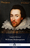 Delphi Complete Works of William Shakespeare (Illustrated) (English Edition)