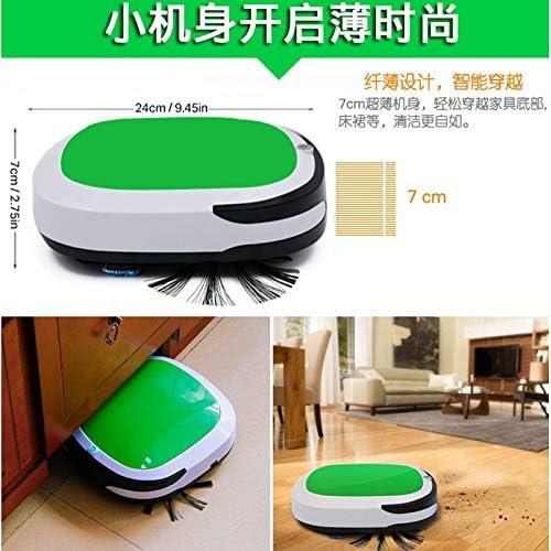 Robot de balayage 3in1 Aspirateurs Électriques Automatiques Rechargeables Intelligents Propres Balayage Robot Sec Sol Humide Poussière De Saleté