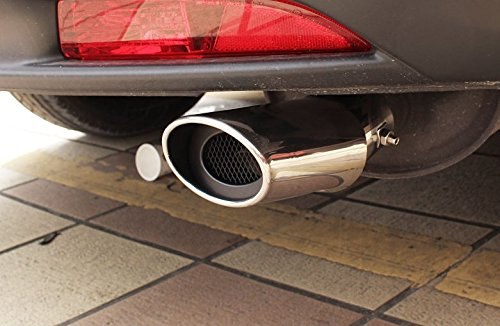 Silencieux de voiture non brod/é compatible avec RAV4 2012 2013 2014 2015 2016 2017 2018 2019