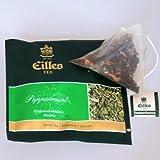 Eilles Thé Menthe Poivrée, 10 X 2,5G, Tea - Diamonds, Envellopés Individuellement