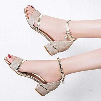 b5d39cce9496 Image Unavailable. Image not available for. Color  AGUTZM Women Sandals ...
