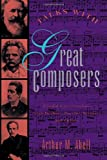 Talks with Great Composers, Arthur M. Abell, 0806515651