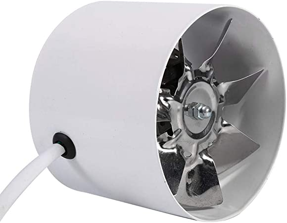 Ventilador Extractor, Ventilador de ventilación de conducto ...