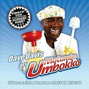 Dave Davis als Motombo Umbokko Hörspiel