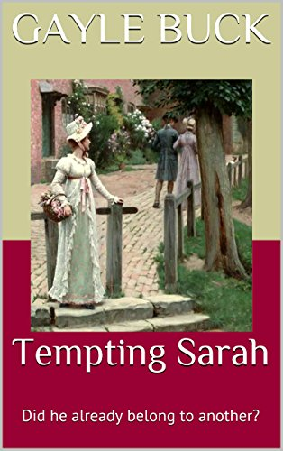 book cover of Tempting Sarah