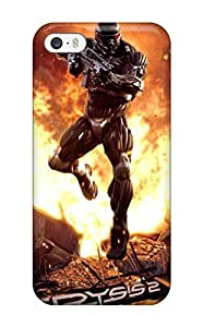 High Quality Shock Absorbing Case For Iphone 5/5s-2011 Crysis 2