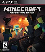 Minecraft  PlayStation 3 Video Game Sealed In Plastic New