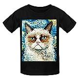 Grumpy Cat Is Still Grumpy Unisex Crew Neck Graphic T Shirts