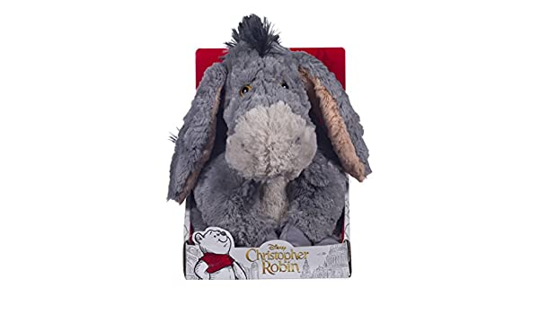 Disney Christopher Robin Collection Winnie The Pooh Eeyore - Peluche (25 cm): Amazon.es: Juguetes y juegos