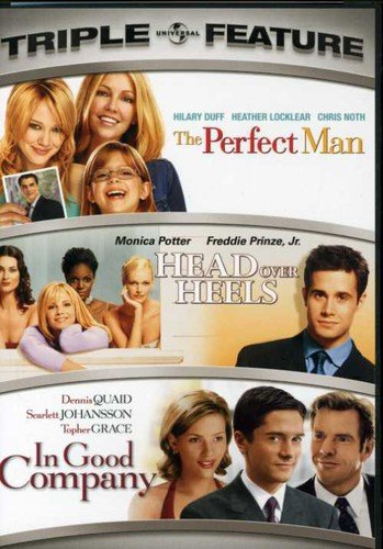 The Perfect Man / Head Over Heels / In Good Company Triple - Set Overflow Universal