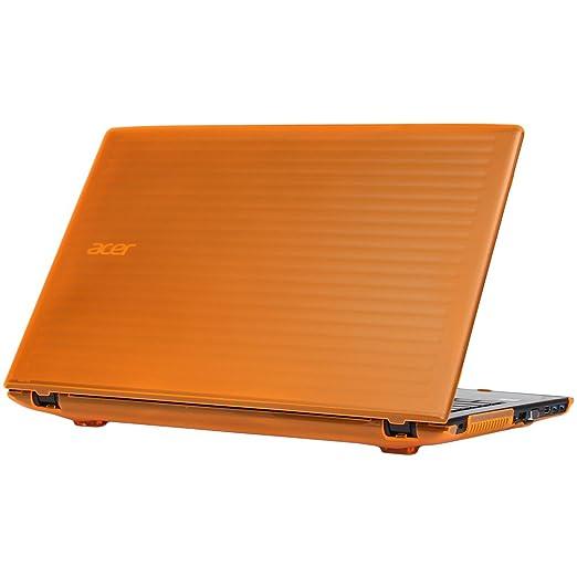 mCover Rosa Carcasa Dura/Fundas duras SÓLO para Acer Aspire E 15 E5-575 / E5-575G Serie Ordenador portátil