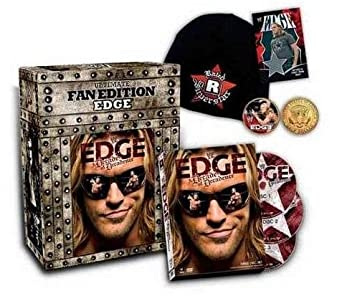 WWE: Edge - A Decade of Decadence (Ultimate Fan Edition)