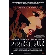 Amazon Com Movie Posters 27 X 40 Perfect Blue Prints Posters Prints
