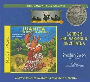 Stories in Music: Juanita the Spanish Lobster: Stephen