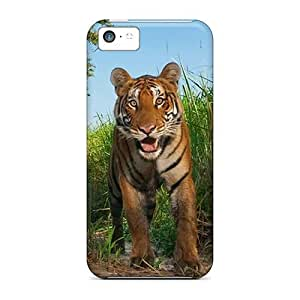 Durable Case For TheDiy For Iphone 4/4s Case Cover Eco-friendly Retail Packaging(king Of Jungle)