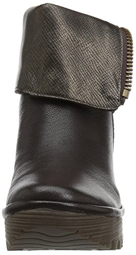 London mousse Women's chocolate Fly bronze franz 0IdwK7Kq