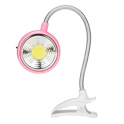 Linterna eléctrica, OHQ Moda lámpara de lectura portátil de viaje ...