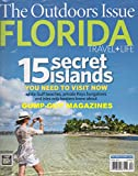 img - for Florida Travel + Life March April 2011 15 SECRET ISLANDS YOU NEED TO VISIT NOW! WHITE GULF BEACHES, PRIVATE KEYS BUNGALOWS AND ISLES ONLY BOATERS KNOW ABOUT book / textbook / text book
