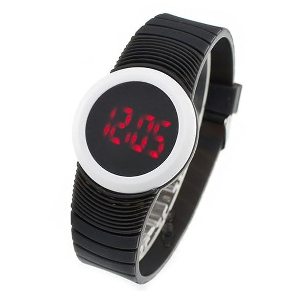 Smartwatch Demiawaking Reloj Inteligente De Silicona ...