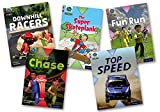 Project X Origins: Brown Book Band, Oxford Level 10: Fast and Furious: Mixed Pack of 5