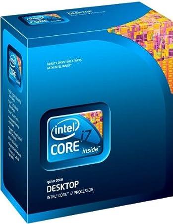 Intel Core i7 Processor i7-930 2.80GHz 8 MB LGA1366 CPU Retail BX80601930 Components at amazon