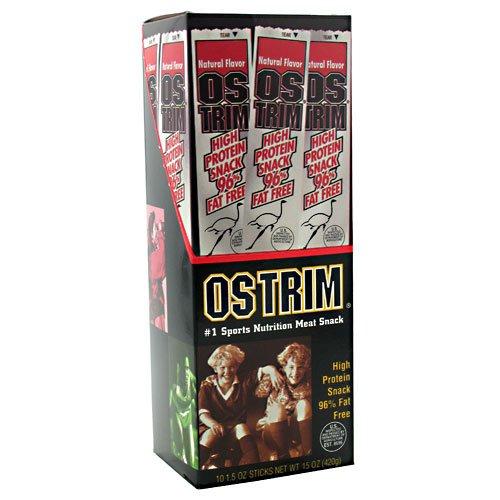 Protos Foods Ostrim Natural - 10 Sticks
