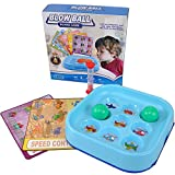 DHmart Puzzle Ball Blowing Game Memory and Intelligence Competition Game Kit Educational Toys For Children Adults