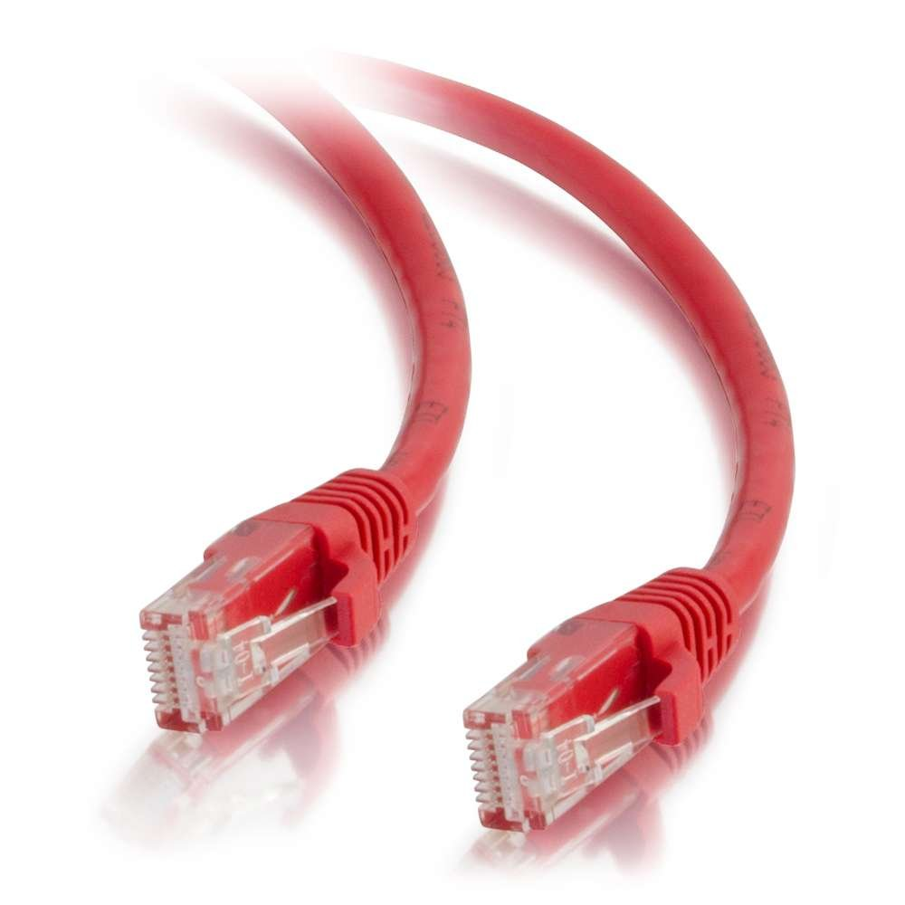 Non-Booted Unshielded Ethernet Network Patch Cable C2G 00948 Cat5e Cable 6 Inches Purple
