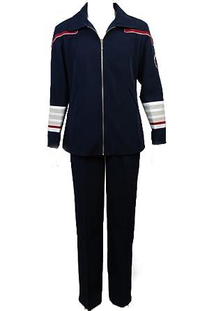 Daiendi Star Trek Enterprise UE Almirante azul marino traje de ...