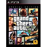 Grand Theft Auto V Special Edition - PlayStation 3