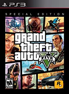 Grand Theft Auto V (Special Edition) - Playstation 3 (B00CY92XU0) | Amazon price tracker / tracking, Amazon price history charts, Amazon price watches, Amazon price drop alerts