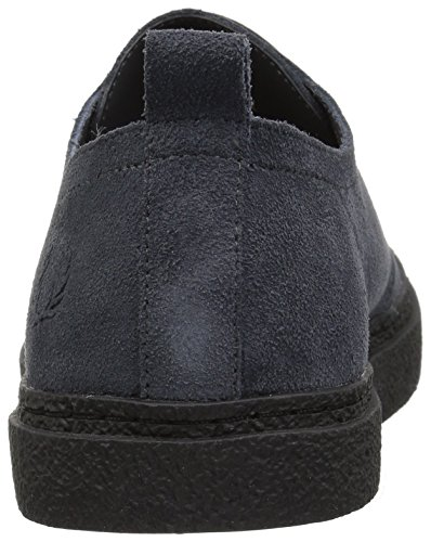 Perry Men Sneaker Suede Charcoal Linden Fred 6dqx6