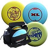 Discraft Disc Golf Pro-D Starter Package