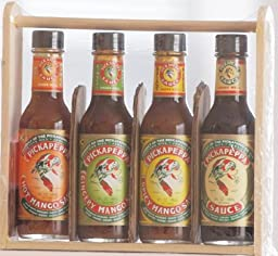 Pickapeppa Gift Pack (4pack)