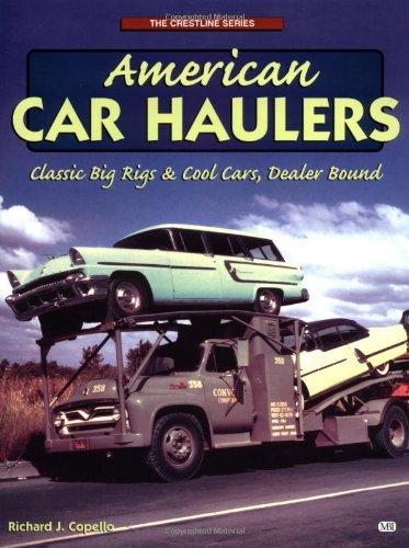 Hauler Tractor (American Car Haulers (Crestline Series))