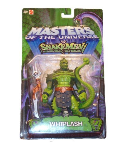 Masters of the Universe Whiplash Figure - Mattel MOTU SnakeMen