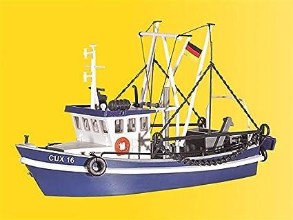 Amazon.com: Ho escala Camarón barcos CUX 16: Toys & Games