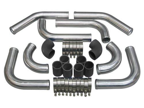2.5 Inch Intercooler Kit Universal Pipe Piping 120 Degree