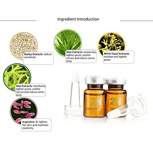 Professional Face Lift Slimming Powerful Firming V-line Essential Oil Firm Skin by 2N (Image #3)