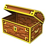 Beistle Company 52159 8-Bit Treasure Chest