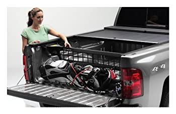 Roll N Lock CM151 Cargo Manager Rolling Truck Bed Divider Cargo Manager Rolling Truck Bed Divider