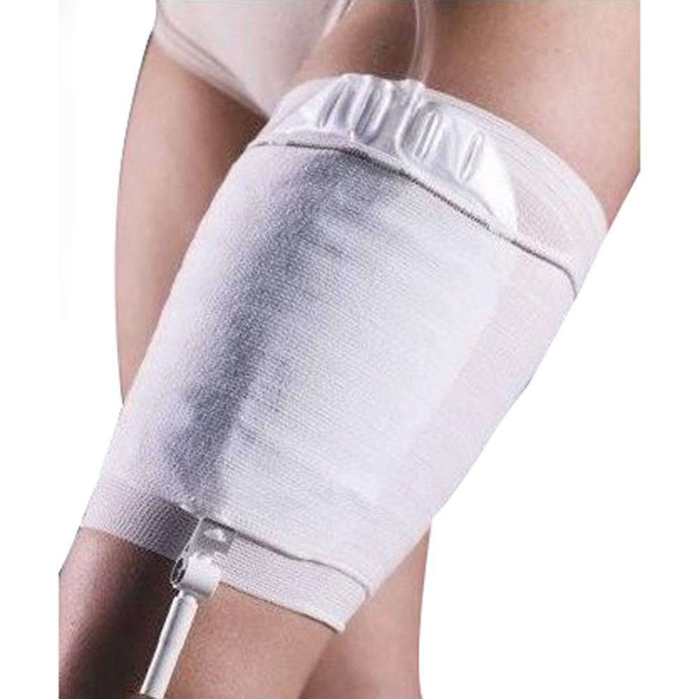 Urine Catheter Leg Bag Holder Sleeve, Incontinence Collection Leg Bag Sleeve - 4 Different Sizes (Not Include Urine Bag),24~39CM