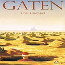 Gaten [Holes] Audiobook by Louis Sachar Narrated by Katrui ten Barge