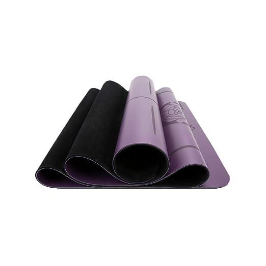 Sgsg ROM Alfombra Yoga Pilates, Antideslizante Grand ...