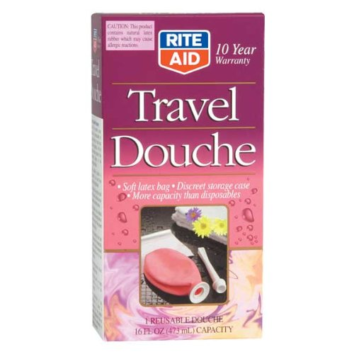 Rite Aid Travel Douche product image