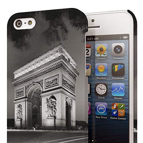 Koveru Back Cover Case for Apple iPhone 5S - Monument