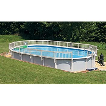 Amazon Com Vinyl Works 24 Inch Resin Above Ground Pool