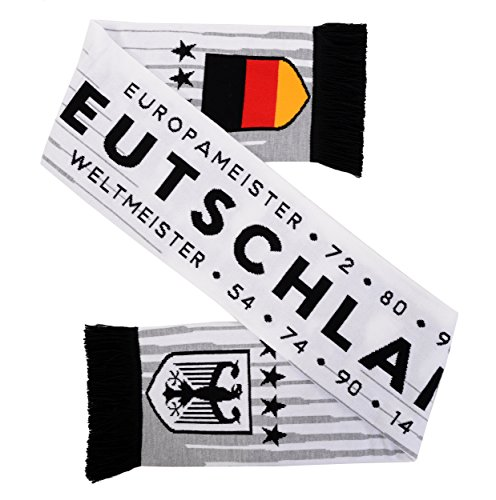 Euroscarves National Soccer High-Definition HD Knit Scarf (Germany)