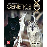 Concepts of Genetics with Connect Access Card