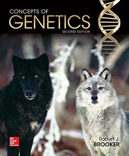 Concepts Of Genetics (WCB Cell & Molecular Biology)